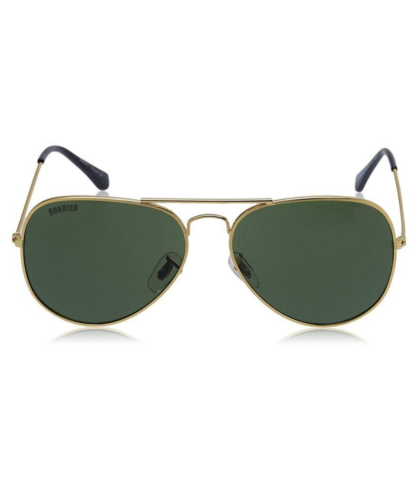 41e8b83f77a MTV Roadies Green Aviator Sunglasses ( RD-111-C2 GREEN ) - Buy MTV ...