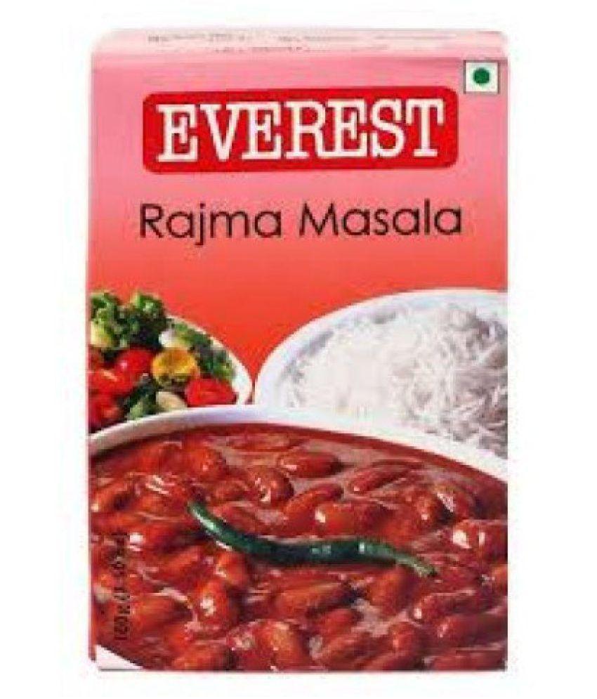 Everest RAJMA MASALA Powder 100 gm (PACK OF 10): Buy ...