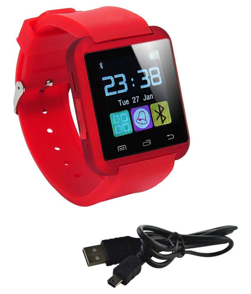 Estar nitro 2 Smart Watches Red