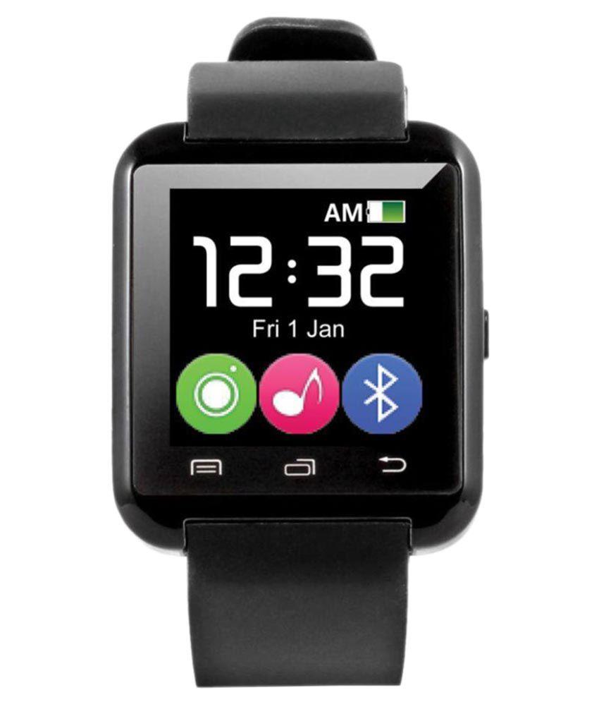 JIKRA gm 5 Smart Watches Black