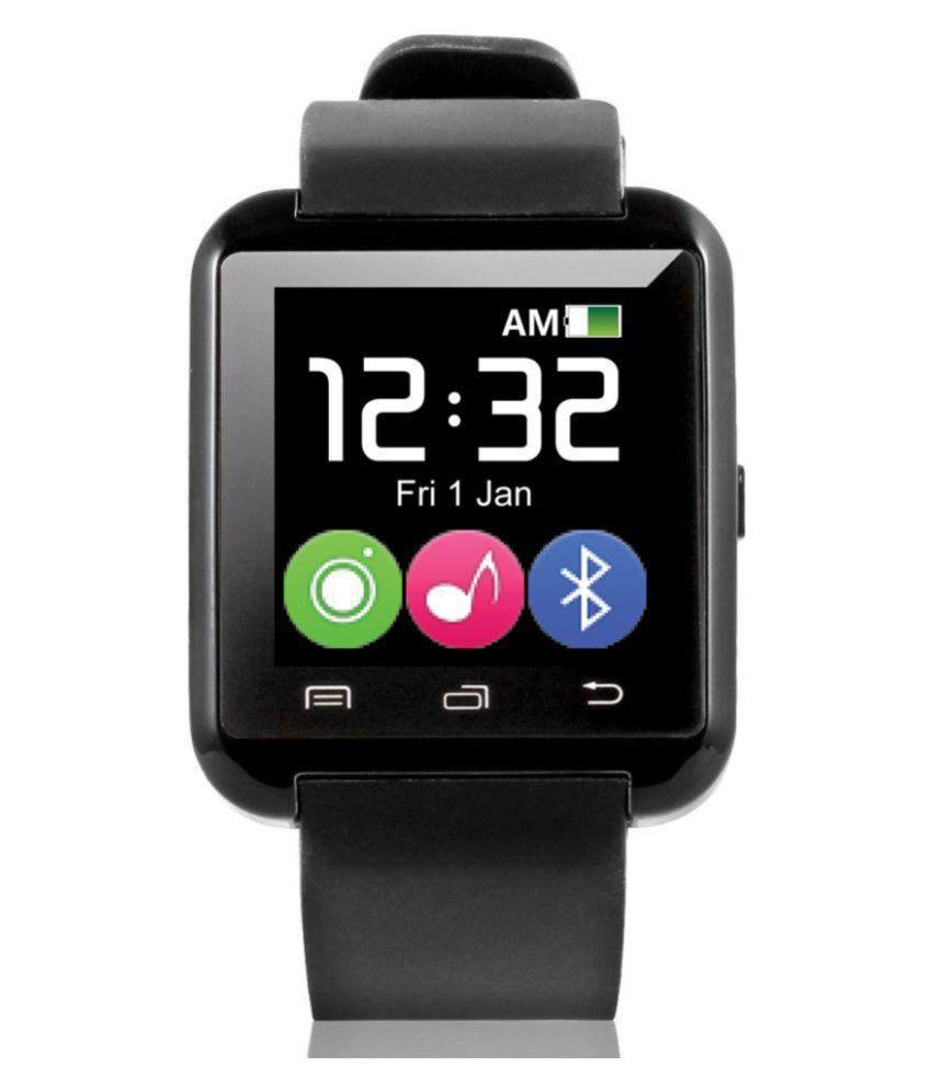 SYL PLUS selfie 3 Smart Watches Black