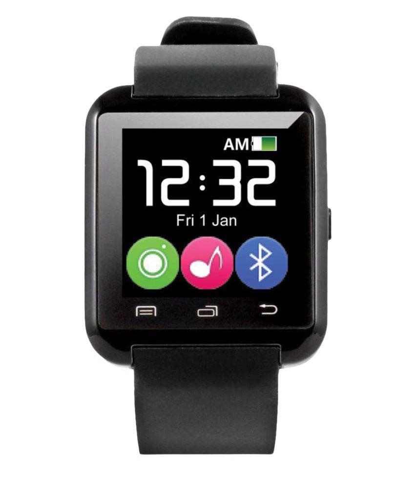 AKIRA holly Smart Watches Black