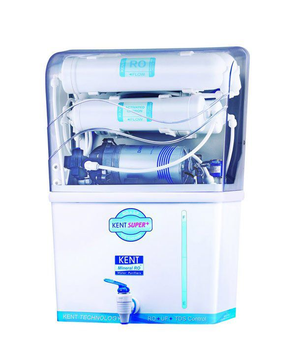 Kent 8 Ltr Super plus RO+UF with TDS controller Water Purifier