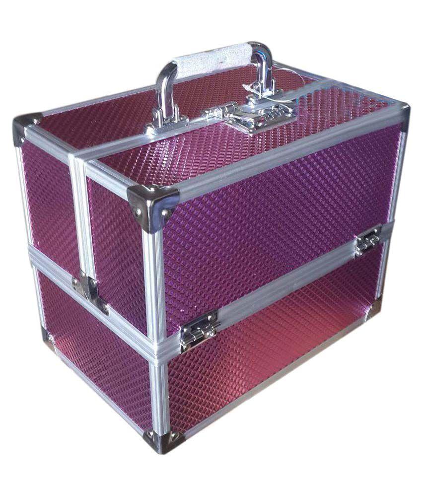 Bonanza Pink Jewelry Vanity Box