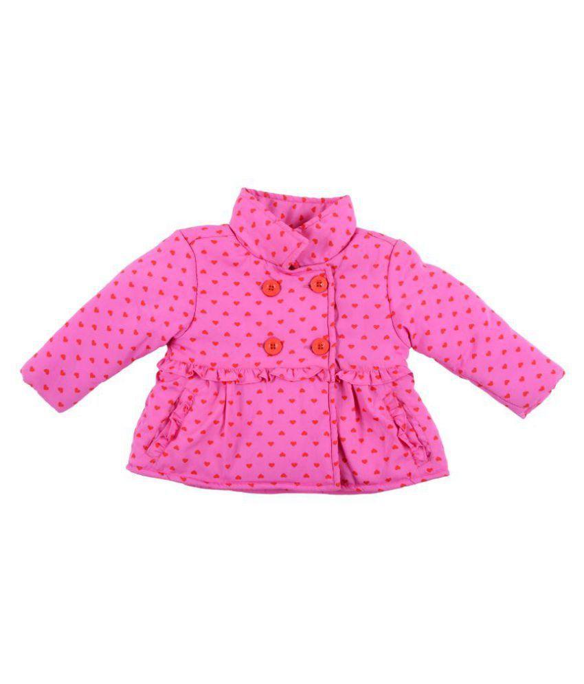 KidsDew Pink Jacket