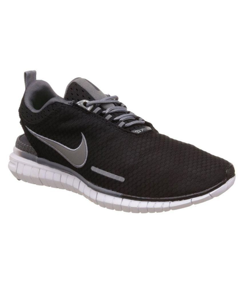 d96ce117ffd00 Nike Free OG Black Running Shoes available at SnapDeal for Rs.2649