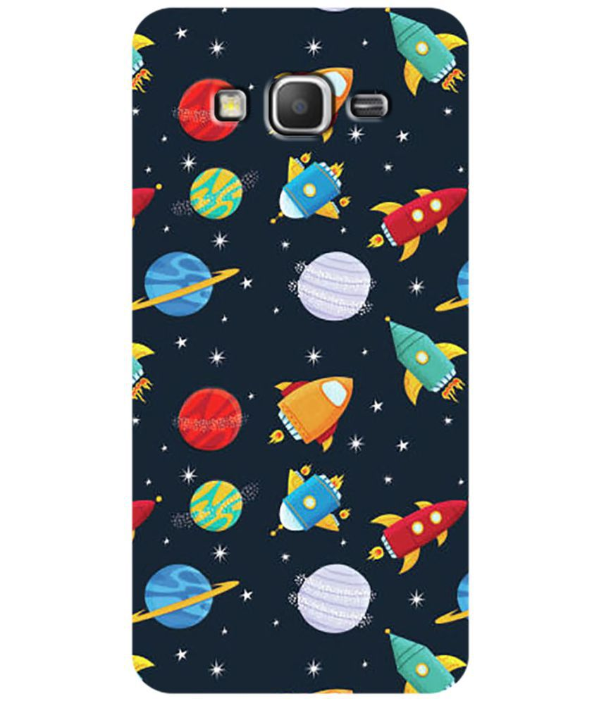 Samsung Galaxy Grand Prime Printed Cover By LOL