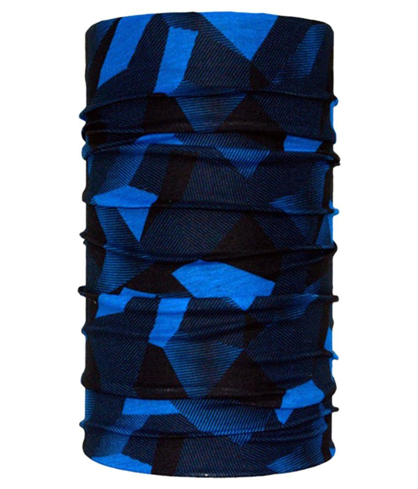 CareFone Multi Geometric Polyester Headwraps