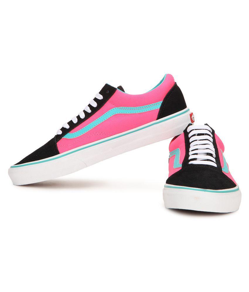 Vans Old Skool Sneakers Multi Color Casual Shoes