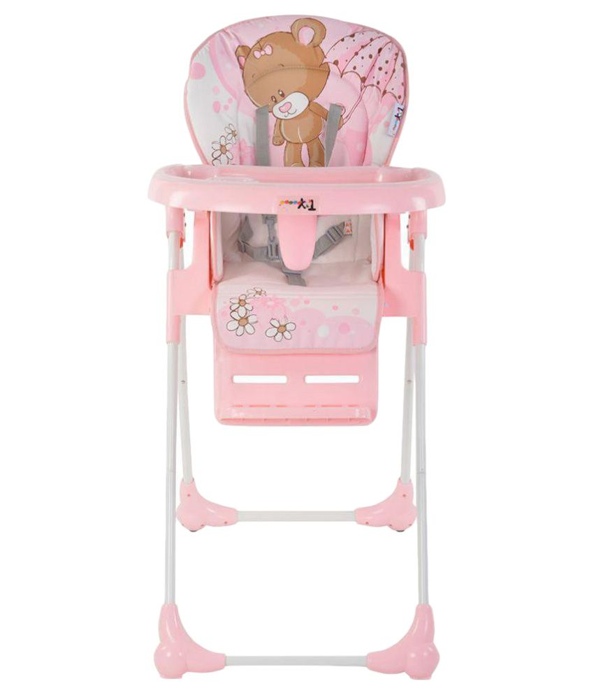 c089c6c67cbf Toyhouse Pink High Chair - Buy Toyhouse Pink High Chair Online at Low Price  - Snapdeal