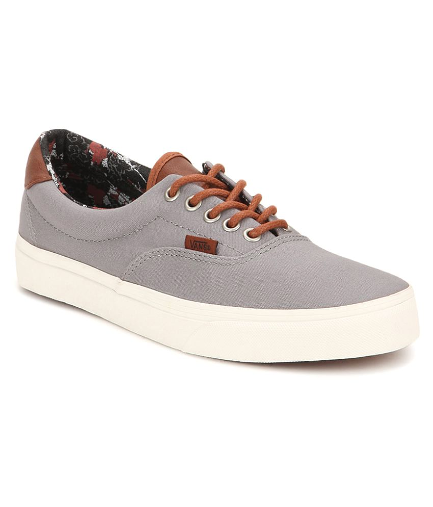 8720d5f4d1 VANS Era 59 Sneakers Gray Casual Shoes - Buy VANS Era 59 Sneakers Gray  Casual Shoes Online at Best Prices in India on Snapdeal