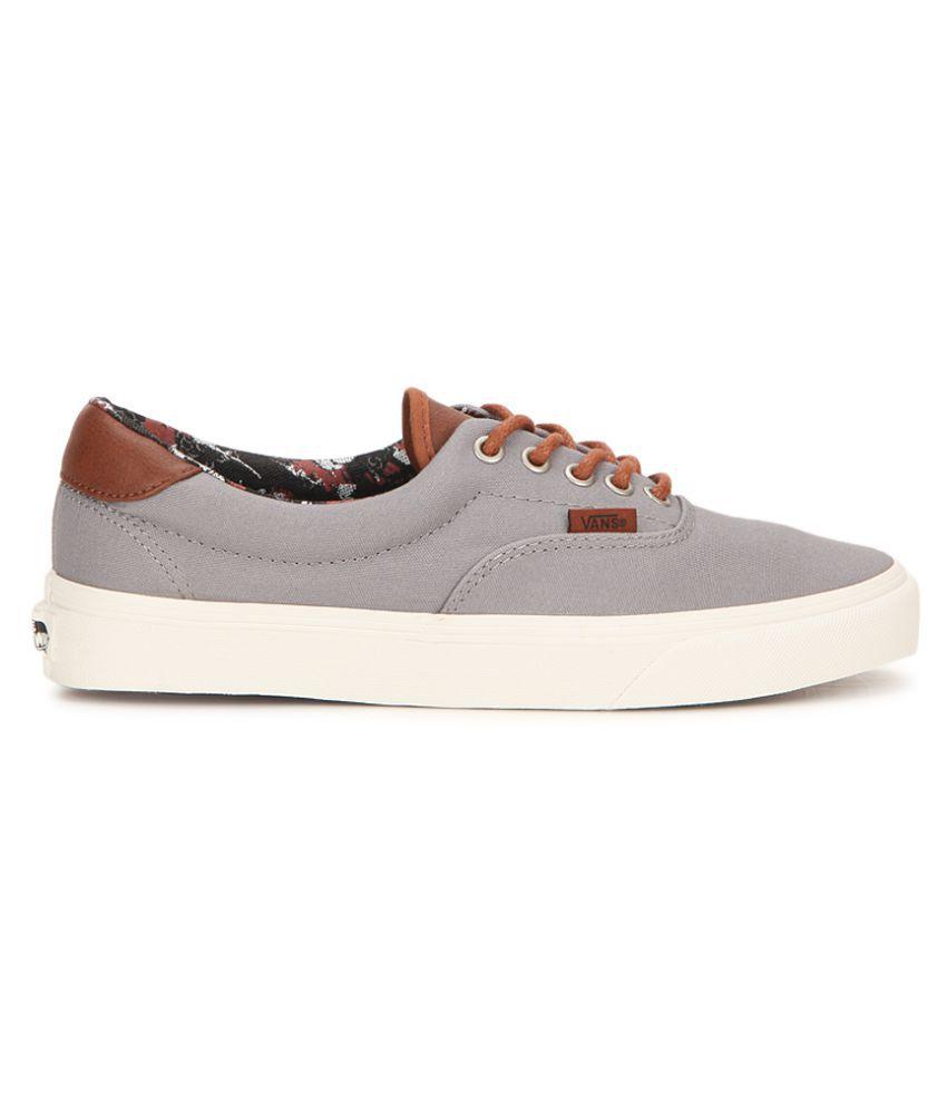 5993661c36 VANS Era 59 Sneakers Gray Casual Shoes - Buy VANS Era 59 Sneakers ...