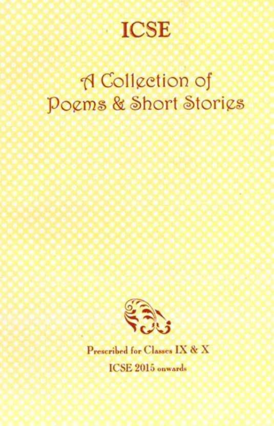 A Collection Of Poems & Short Stories - 9&10 Snapdeal deals