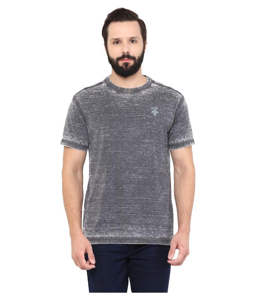 Grain Grey Round T-Shirt