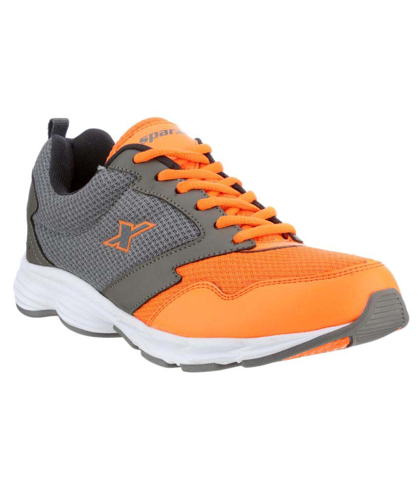 Sparx Multi Color Running Shoes