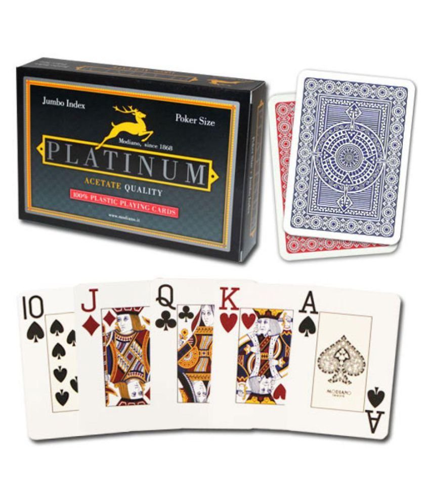 Modiano Other Plastic Playing Cards