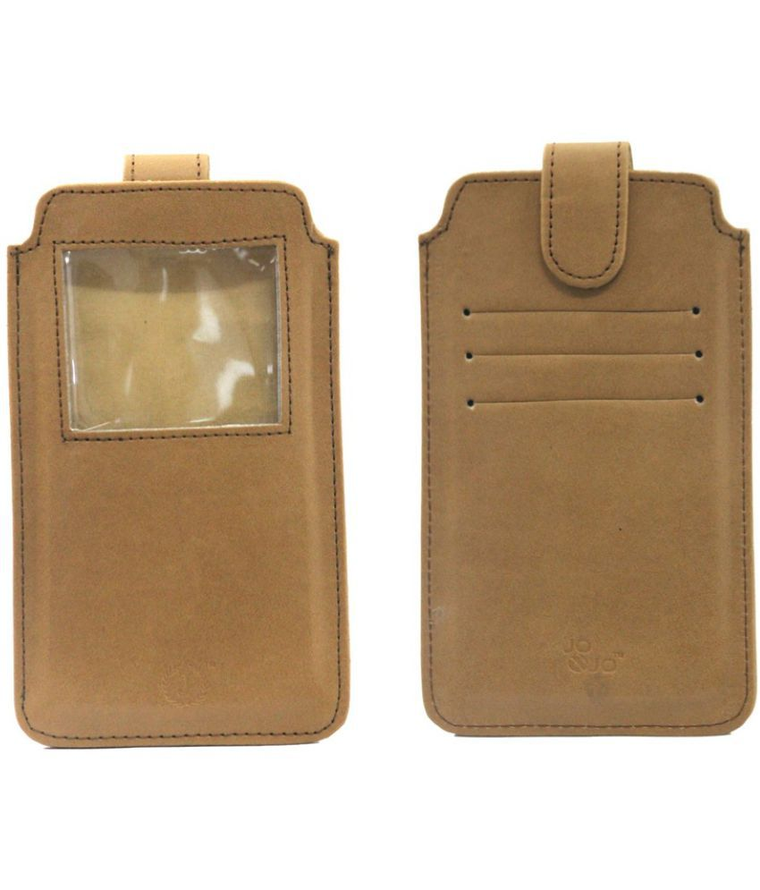 Infocus M535+ Holster Cover by Jojo - Brown