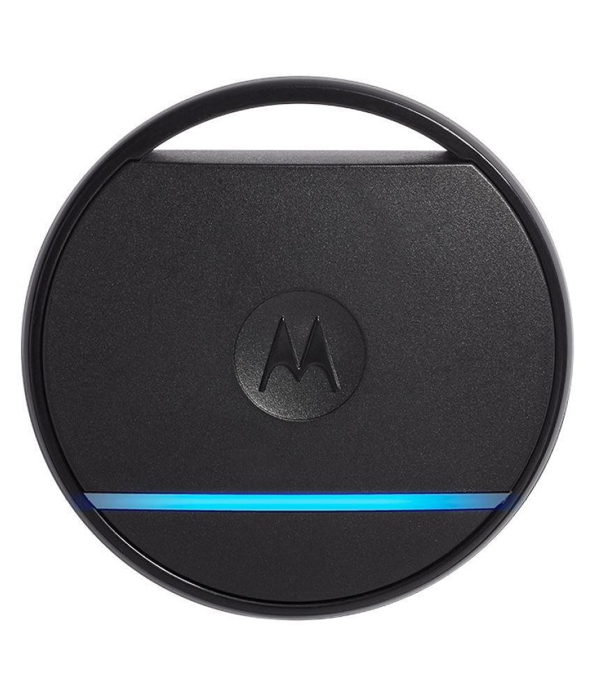 Motorola connect coin Black