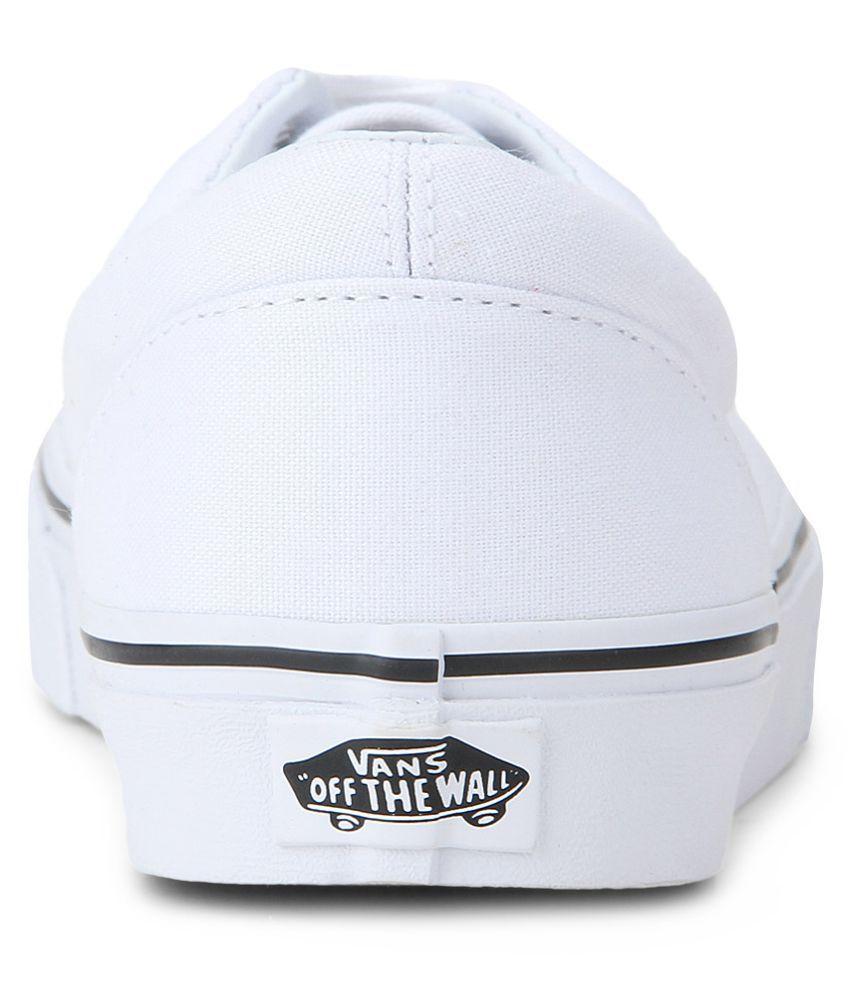 07938445fa2108 Vans Era Sneakers White Casual Shoes - Buy Vans Era Sneakers White ...