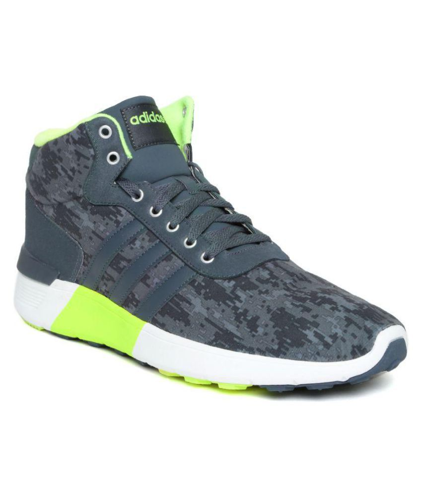 daf861e4c21 Adidas NEO F98725 Gray Basketball Shoes - Buy Adidas NEO F98725 Gray  Basketball Shoes Online at Best Prices in India on Snapdeal