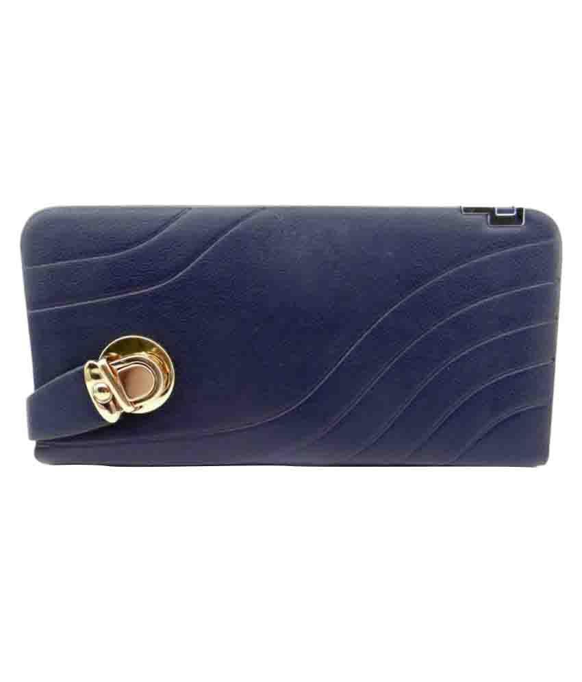 Sunrays Blue Wallet