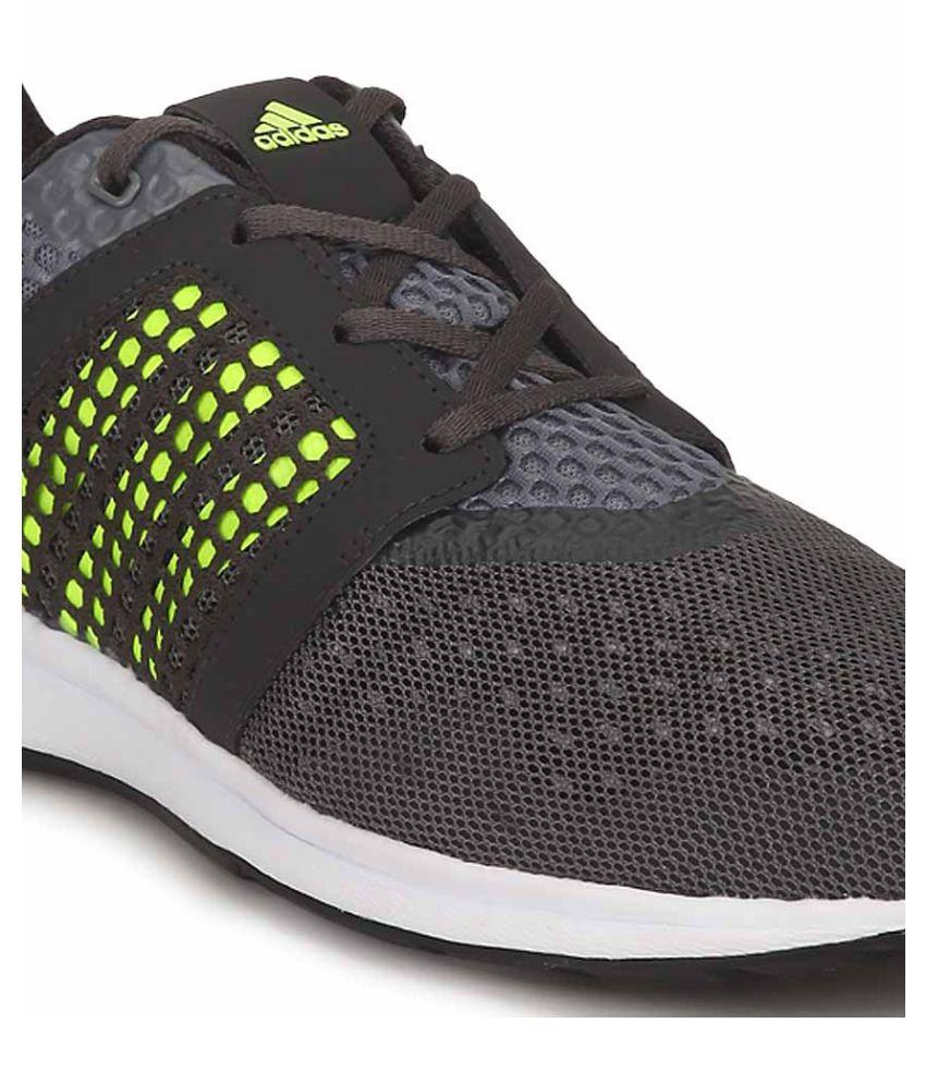 ... Adidas Yamo Black Running Shoes ...