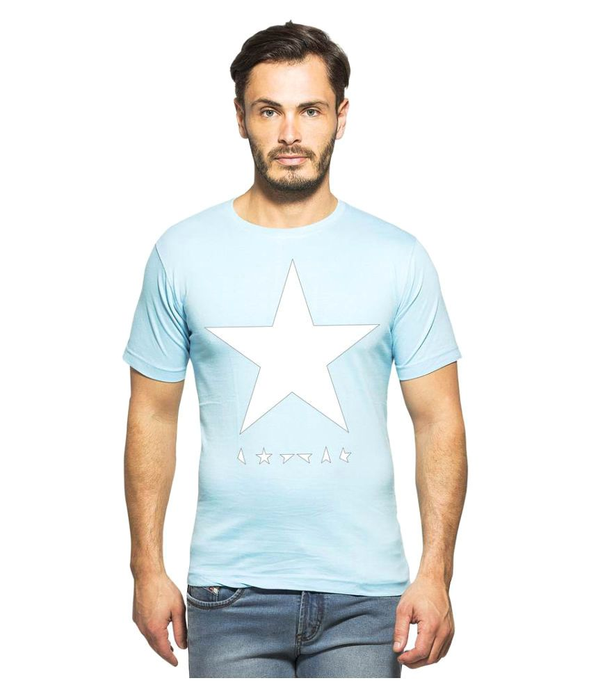 Clifton Turquoise Round T-Shirt