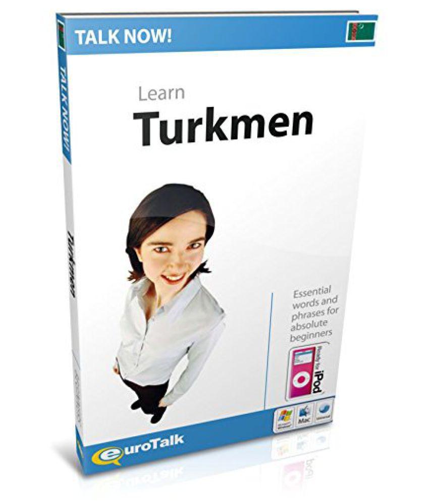 EuroTalk Talk Now, Turkmen
