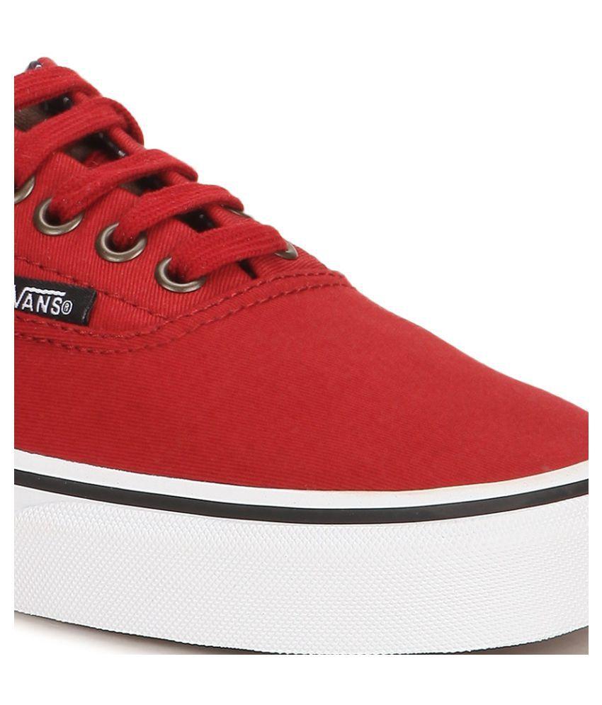 69814004f6 Vans Era 59 Sneakers Maroon Casual Shoes - Buy Vans Era 59 Sneakers ...