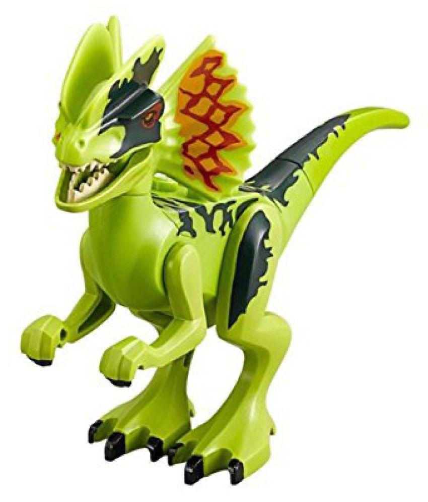 LEGO Jurassic World Dinosaur Dino SDL 2