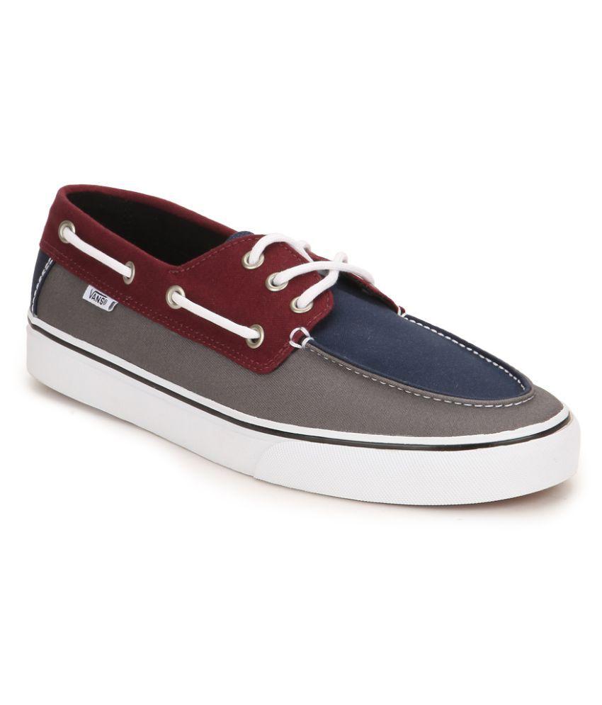 Vans Boat Shoes India