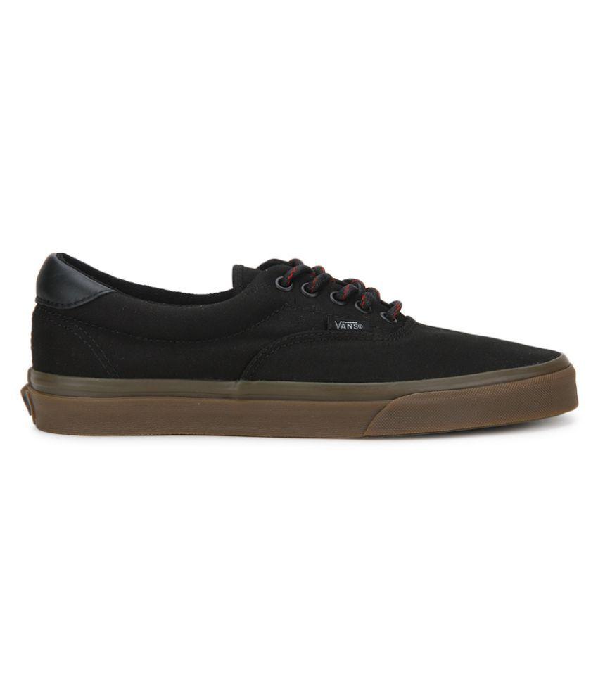 Vans Era 59 Sneakers Black Casual Shoes - Buy Vans Era 59 Sneakers ... 2d115753f