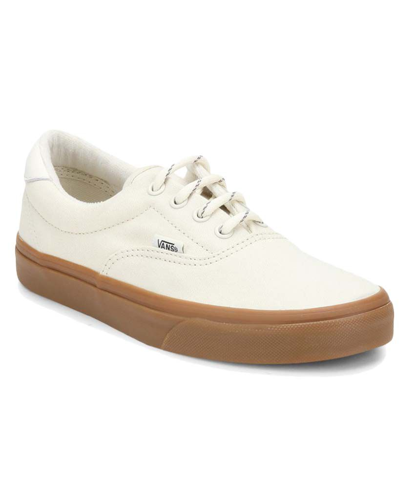 Vans White Sneakers Price in India- Buy