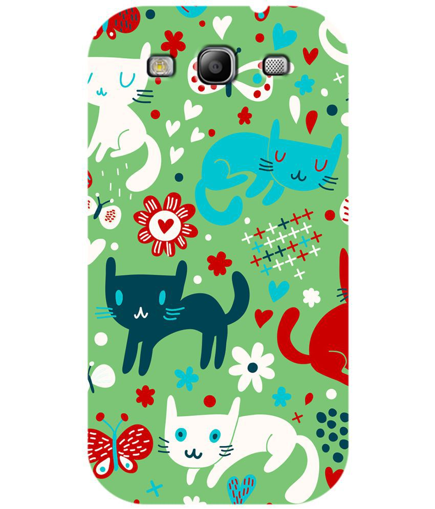 Samsung Galaxy S3 Neo Printed Cover By LOL