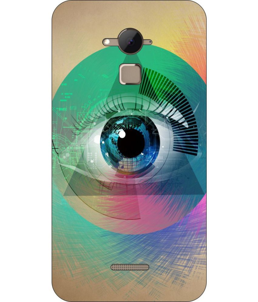 Coolpad Note 3 Printed Cover By Go Hooked