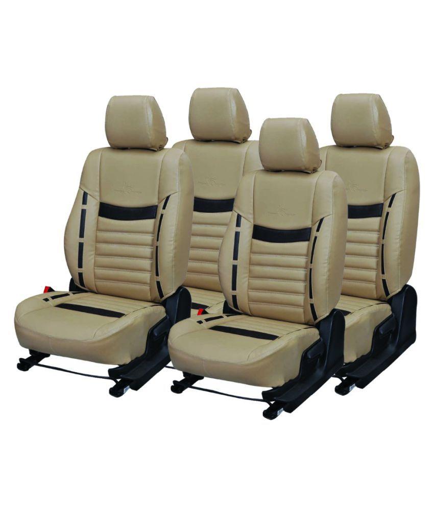 Pegasus Premium Car Seat Covers Beige Buy Pegasus