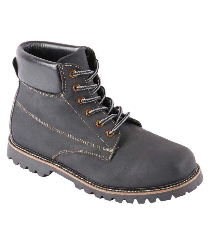 Harrykson London Black Party Boot