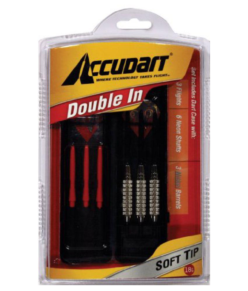 Accudart Double-In Set - Steel Tips
