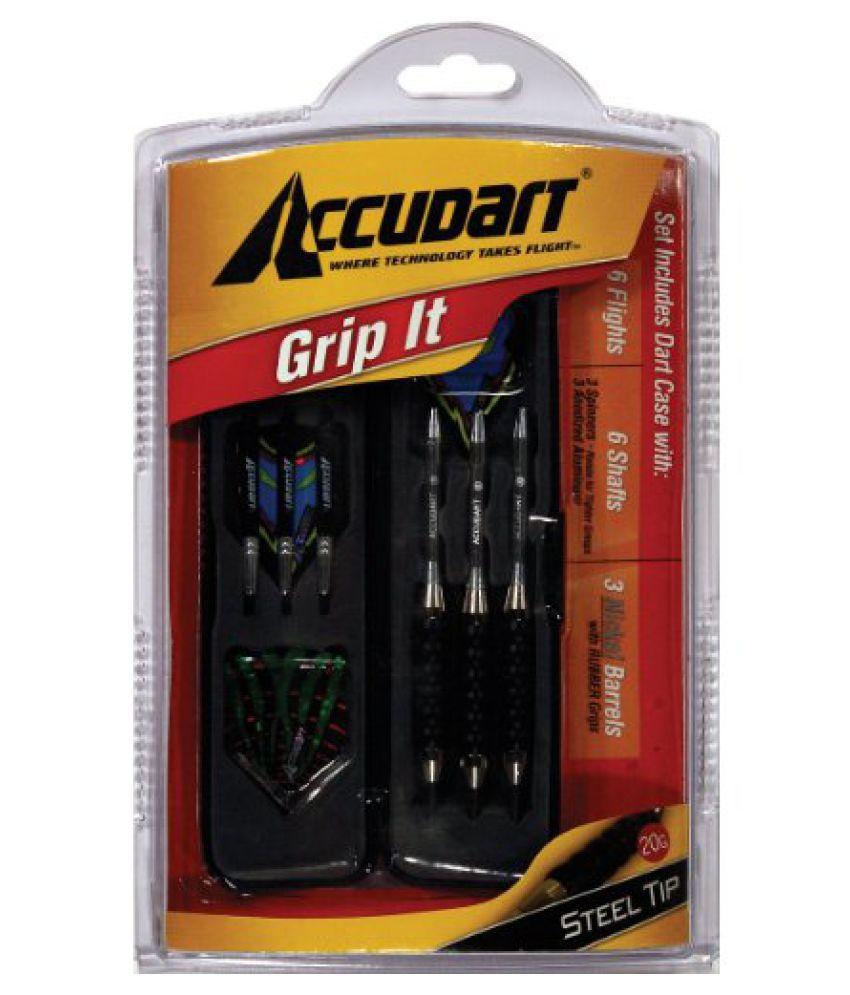Accudart Grip-It Set - Soft Tips