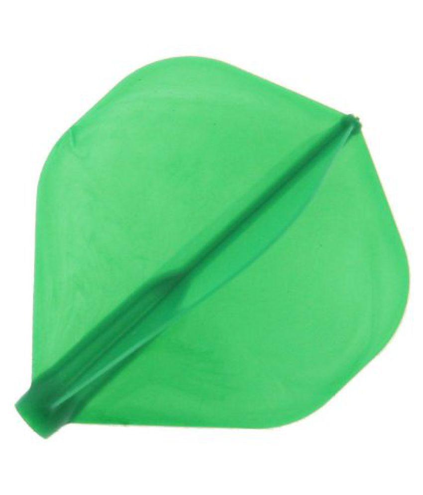 Cosmo Darts Fit Flight (AIR) 3 Pack Standard Dart Flight (Green)
