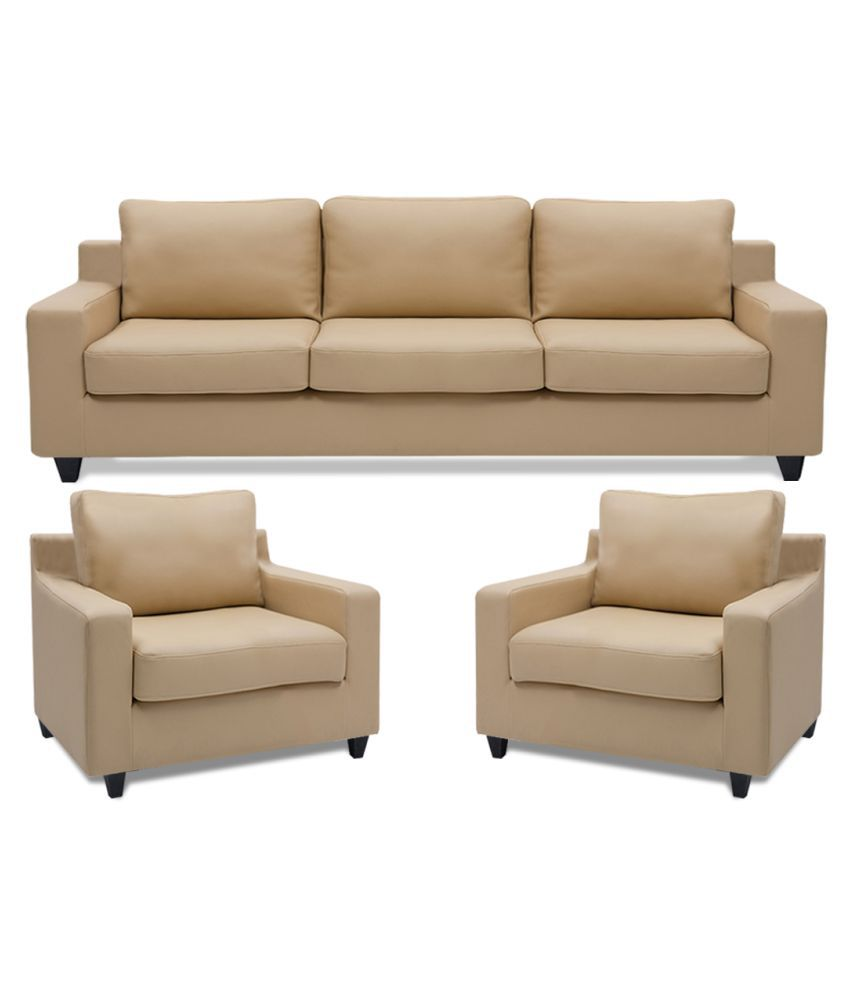 Leatherette sofa set online hereo sofa for Contemporary sofa set