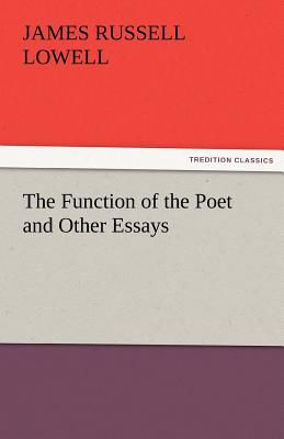 the poet poet and other essays