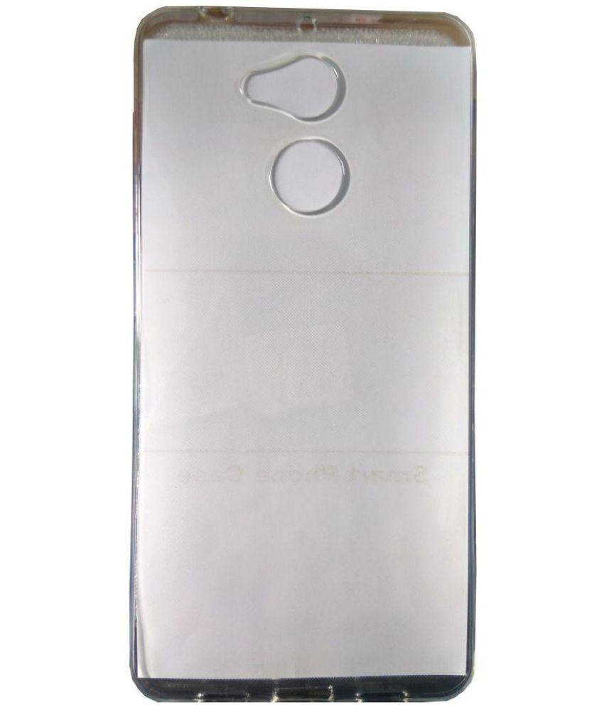 brand new cd757 7386e Gionee S6 Pro Cover by Mobi Universal Store - Transparent - Plain ...