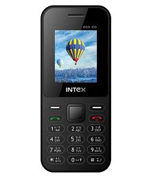 Intex GSM Eco 105 Black