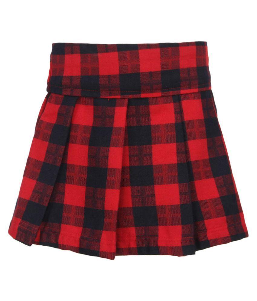 Nauti Nati Red Skirt