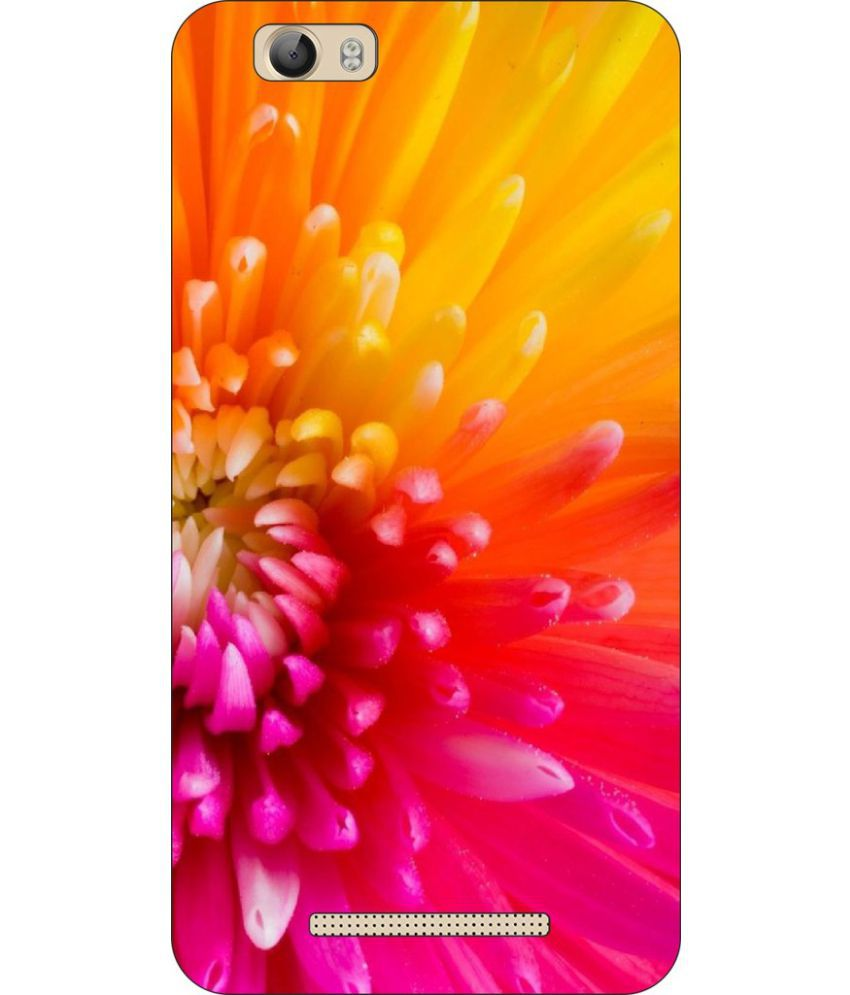 uk availability 35312 d7ea8 Lava A97 Printed Cover By Go Hooked