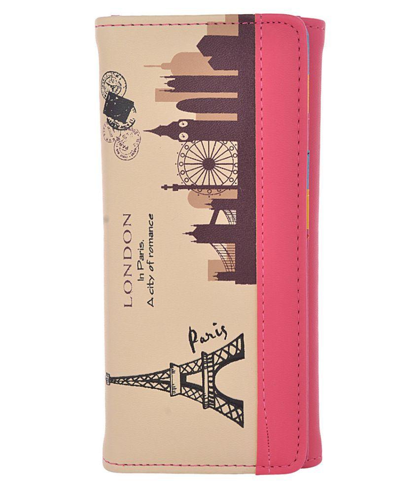 Cuddle Pink Wallet