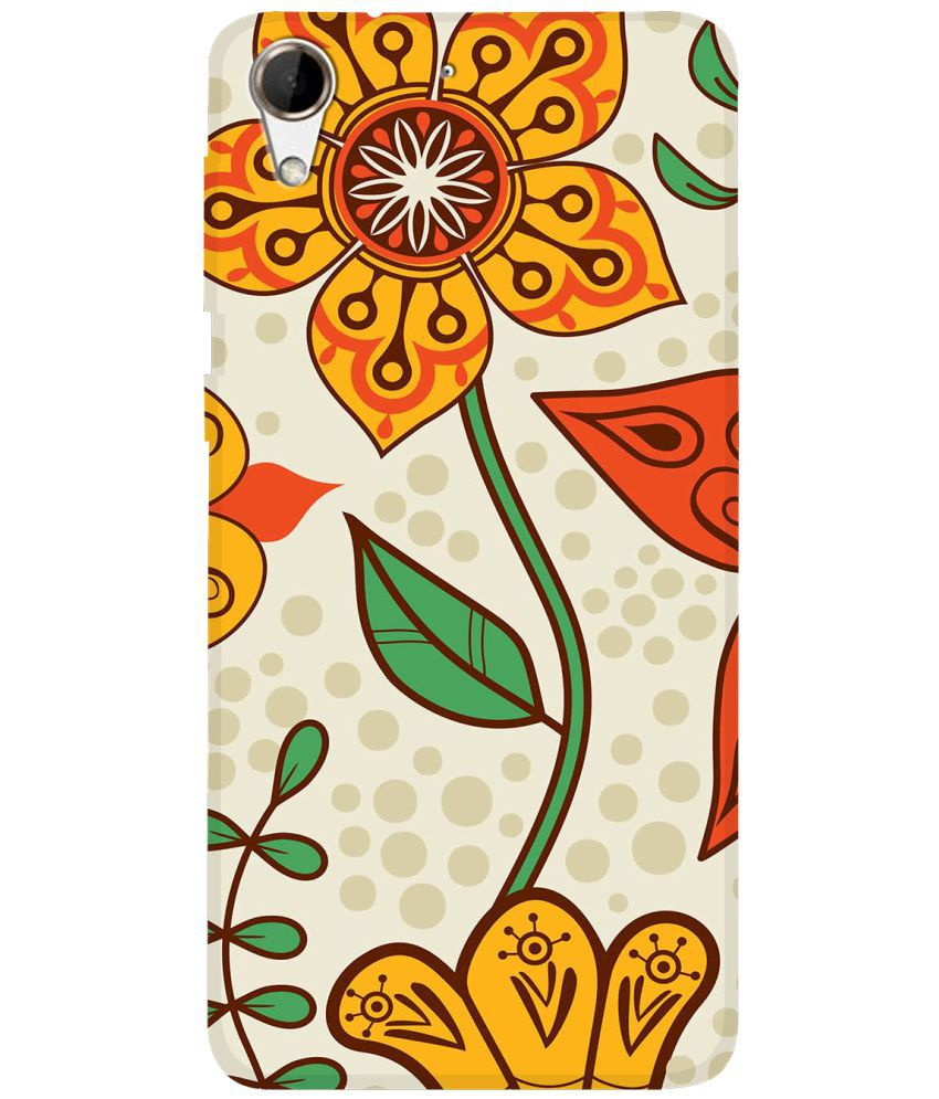 HTC Desire 728 Printed Cover By SWAGMYCASE