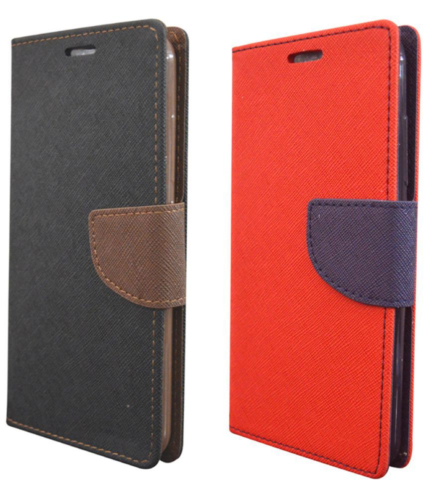 Nokia X2 Flip Cover by coverage - Multi