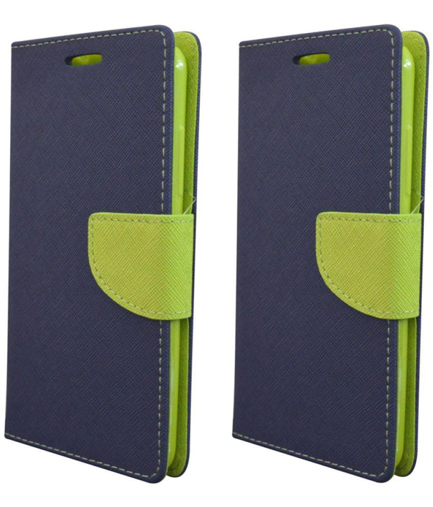 Samsung Galaxy Core 2 Flip Cover by Rdcase - Multi